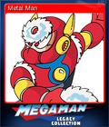 Mega Man Legacy Collection Card 7