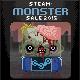 Monster Summer Sale Badge 2500