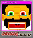 Organ Biker Foil 3