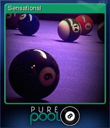 Pure Pool Card 3