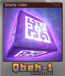 Qbeh-1 The Atlas Cube Foil 3