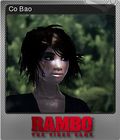 Rambo The Video Game Foil 6