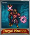 Royal Heroes Foil 7