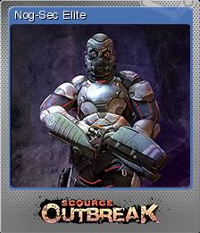 Scourge Outbreak Card 05 Foil