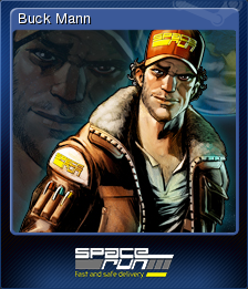 Space Run Card 1