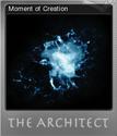 The Architect Foil 1