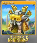 The Treasures of Montezuma 5 Foil 4