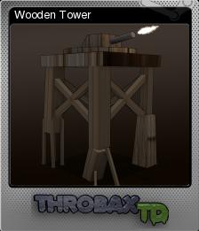 Throbax TD Foil 6