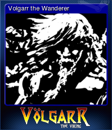 Volgarr the Viking Card 3
