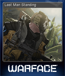Warface Card 4