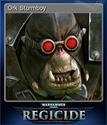 Warhammer 40,000 Regicide Card 08