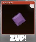 Zup! Foil 5