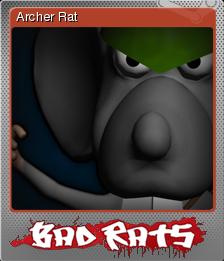 Bad Rats Foil 3