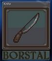 Borstal Card 4