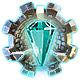 Crystals Of Time Badge 2