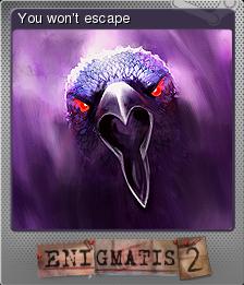 Enigmatis The Mists of Ravenwood Foil 3