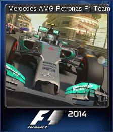 F1 2014 Card 07