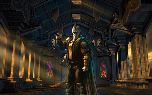Fallen Enchantress Legendary Heroes Artwork 10