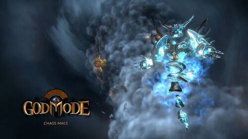 God Mode Artwork 2
