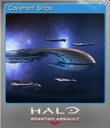 Halo Spartan Assault Foil 1