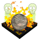 Lost Marbles Badge 5