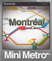 Mini Metro Foil 3