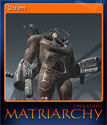 Operation Matriarchy Card 2