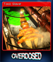 Overdosed - A Trip To Hell Card 5