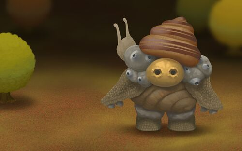 PixelJunk Monsters Ultimate Artwork 10