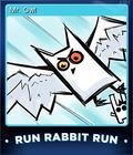 Run Rabbit Run Card 1