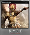 Ryse Son of Rome Foil 03