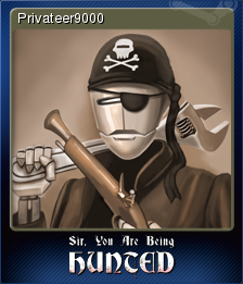 Sir You Are Being Hunted Card 4