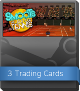 Smoots World Cup Tennis Booster Pack