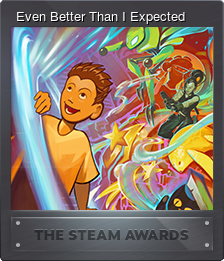 Steam Awards 2017 Card 12