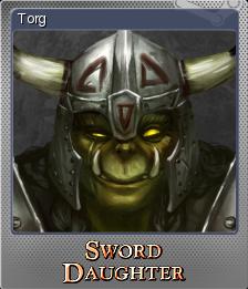Sword Daughter Foil 3