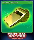Tactical Soccer The New Season Card 6