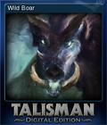 Talisman Digital Edition Card 6