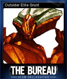 The Bureau XCOM Declassified Card 3