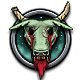 The Culling Of The Cows Badge 1