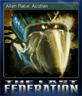 The Last Federation Card 01