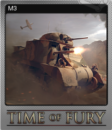 Time of Fury Foil 6