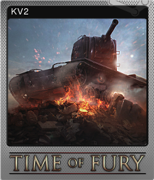Time of Fury Foil 8