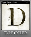 TypeRider Foil 4