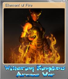 Withering Kingdom Arcane War Foil 2
