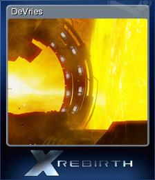 X Rebirth Card 3