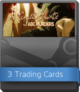 Agatha Christie - The ABC Murders Booster Pack