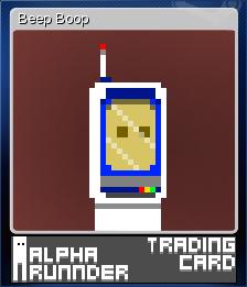 Alpha Runner Card 1