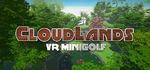 Cloudlands VR Minigolf Logo