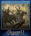 Crusader Kings II Card 1