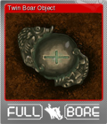 Full Bore Card 06 Foil